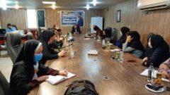 گزارش تصویری نشست خبری عباس بهمئی کاندیدای ششمین دوره انتخابات شورای شهر اهواز با اصحاب رسانه در اهواز