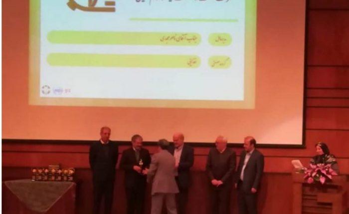 انتخاب شرکت کشت و صنعت امام خمینی (ره) به عنوان واحد صنعتی سبز کشور