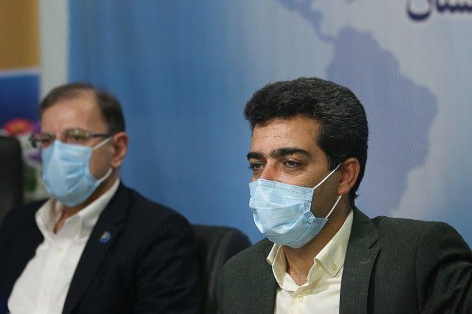 دیدار مدیرکل روابط عمومی و امور بین الملل استانداری خوزستان با جمعی از اهالی رسانه/تصاویر