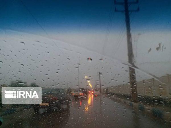 سامانه بارشی عصر امروز وارد خوزستان میشود