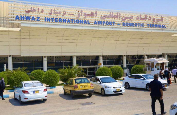 تعدادی از تاکسی های پلاک اروند فرودگاه اهواز غیب شده اند!