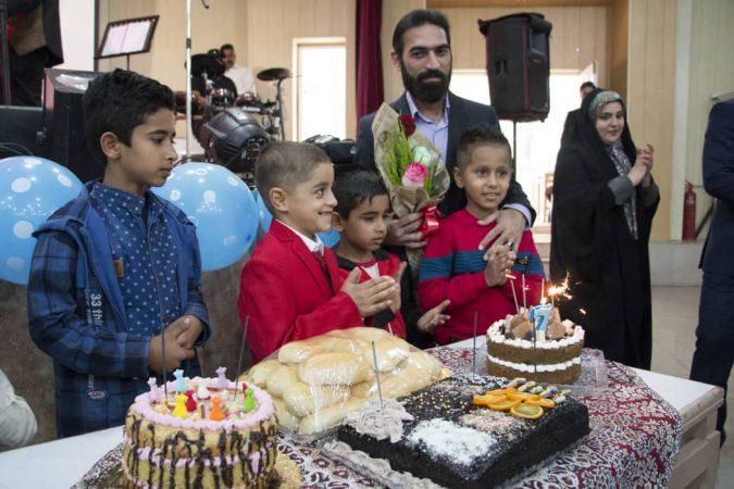 پیوند عشق و امید در جشن تولد/ آرزوهایی در صف برآورده شدن