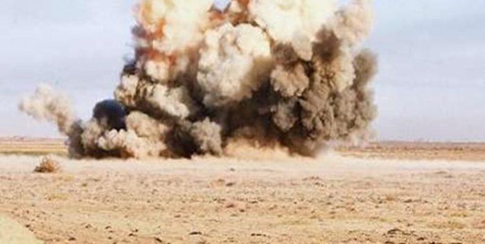 یک کشته و سه زخمی در حادثه انفجار مین در شوش