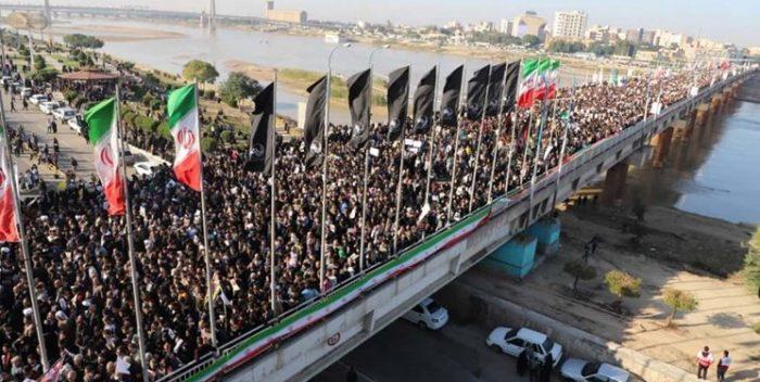 اهوازیها در حمایت از اقتدار جمهوری اسلامی فردا به خیابانها میآیند