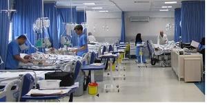 راهاندازی دستگاه سیتی اسکن بیمارستان رازی اهواز