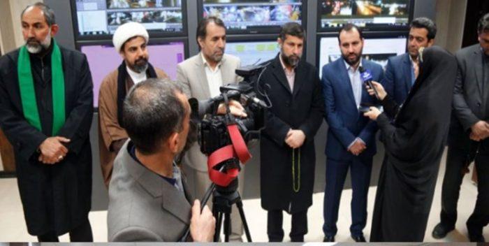 افتتاح مرکز کنترل ترافیک شهر اهواز