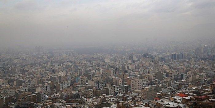 هوای ۵ شهر خوزستان ناسالم است