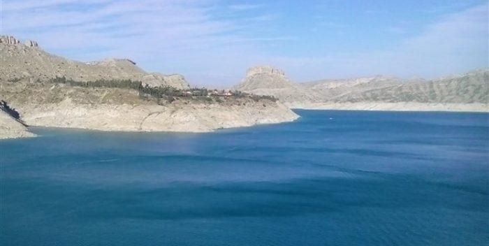 رهاسازی آب از سد مارون بهبهان