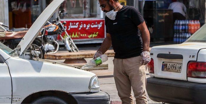 پیشبینی کاهش دما در خوزستان