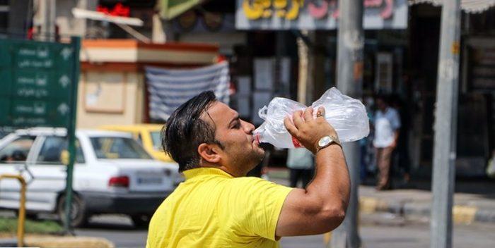 افزایش رطوبت و شرجی در برخی مناطق خوزستان