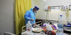 سه میلیون و ٢٠٠ خوزستانی در وضعیت قرمز کرونا زندگی میکنند