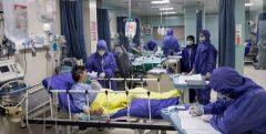 پذیرش بیماران کرونایی در دو بیمارستان اهواز