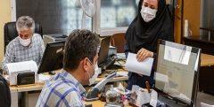 حضور یک سوم کارمندان در محل کار در شهرهای نارنجی خوزستان