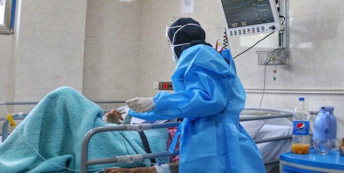 دو هزار بیمار کرونایی در بیمارستانهای خوزستان بستری هستند