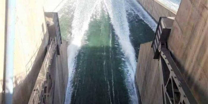 دبی آب شاخههای تغدیهکننده تالاب هورالعظیم افزایش یافت