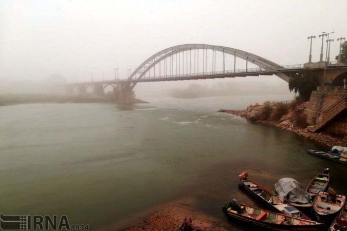 خوزستانیها در بارشهای اولیه پاییز تردد نکنند