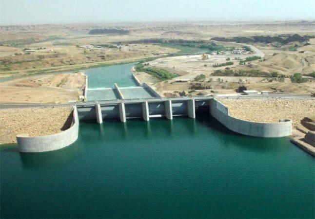 ۸.۸ میلیارد مترمکعب ظرفیت خالی سدهای خوزستان برای مهار سیلاب احتمالی