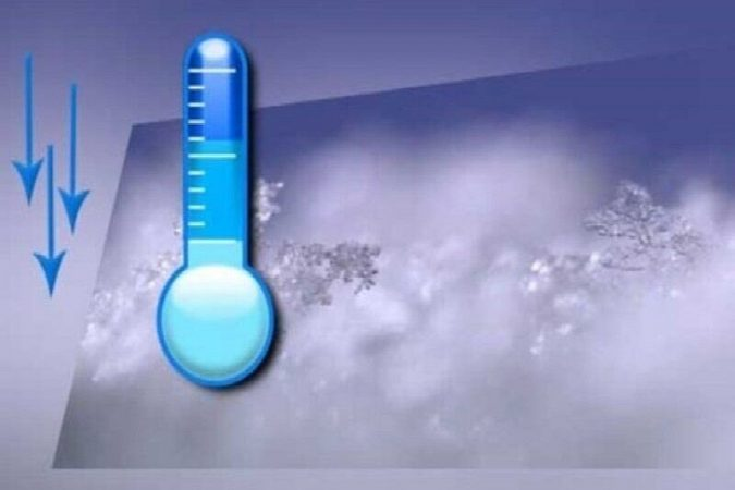پیشبینی دماهای نزدیک به صفر و منفی از فردا سه شنبه در خوزستان
