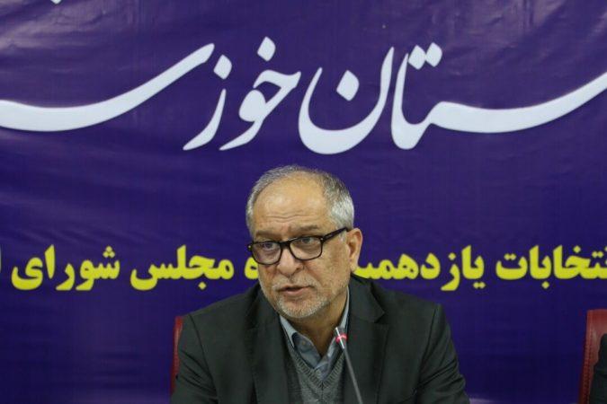 بیش از ۳.۵میلیون خوزستانی واجد شرایط رایدادن هستند