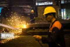 رکورد تولید در فولاد خوزستان شکسته شد