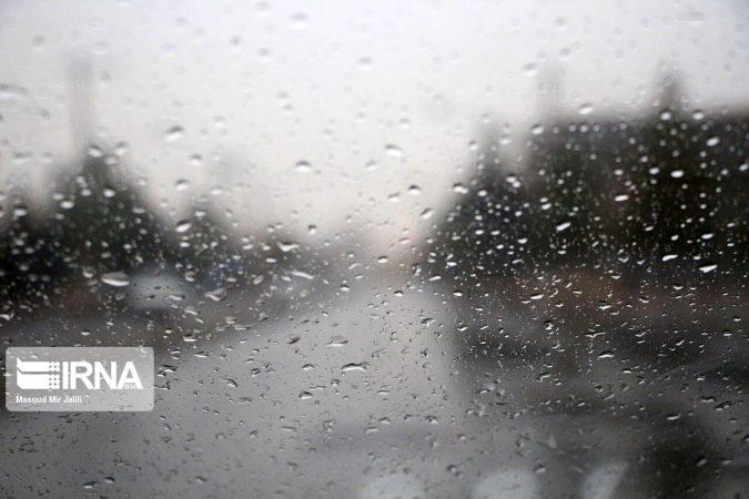باران در راه خوزستان