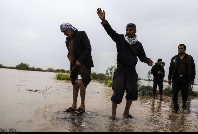 ۸۰درصد کشاورزان خوزستانی غرامت سیل را دریافت کردند