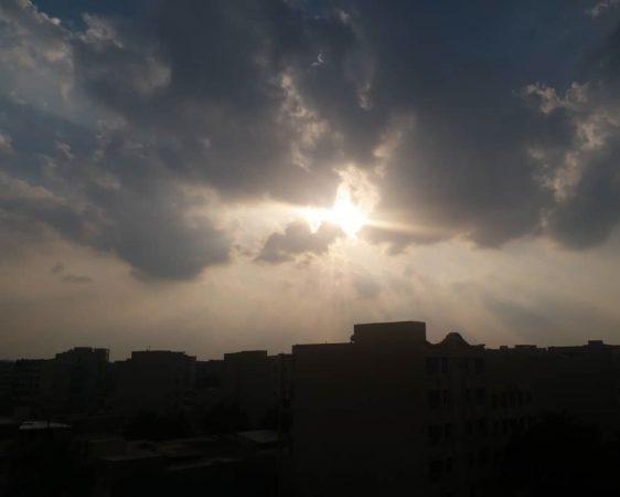 پیشبینی ناپایداری در شرق و ارتفاعات خوزستان