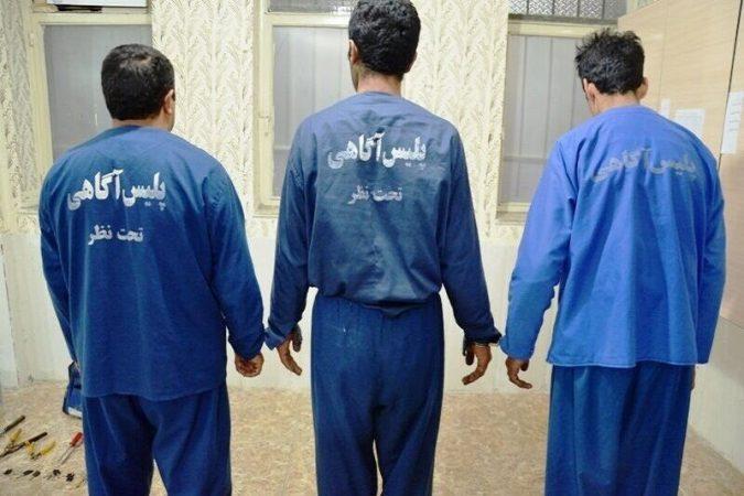 دستگیری عاملان تیراندازی غیرمجاز در ماهشهر