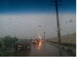 اخطار هواشناسی خوزستان نسبت به بارندگی در حوضههای آبریز کارون، مارون و دز