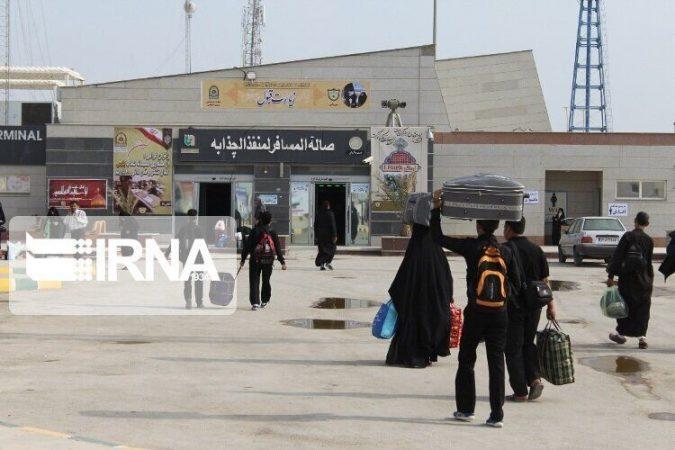 عراق مرز چذابه را بست