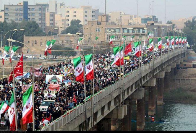 محدودیت ترافیکی روز ۲۲ بهمن در اهواز