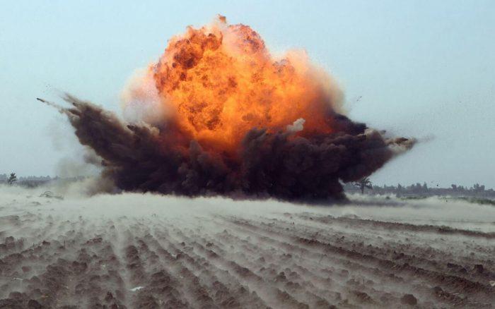 انفجار کنترلشده مهمات تاریخگذشته در امیدیه آغازشد