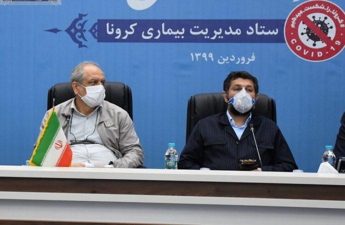 ممنوعیت خروج خوزستانیها از محلهها در ۱۲ و ۱۳ فروردین/ در صورت کوتاهی هیچ عذری پذیرفته نخواهد بود