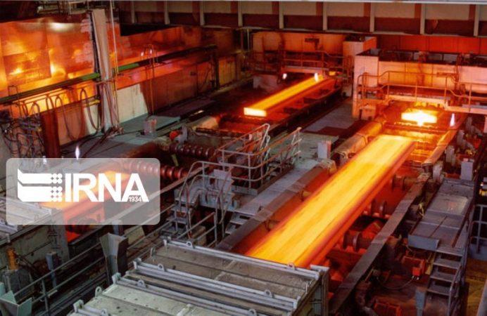رکورد تولید ۸۰ هزار تن محصولات آلیاژی و خاص در فولاد اکسین خوزستان