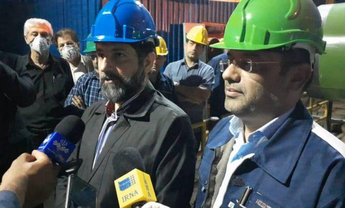 استاندار خوزستان: شرکت لولهسازی اهواز ظرفیت همکاری با صنایع را افزایش داد