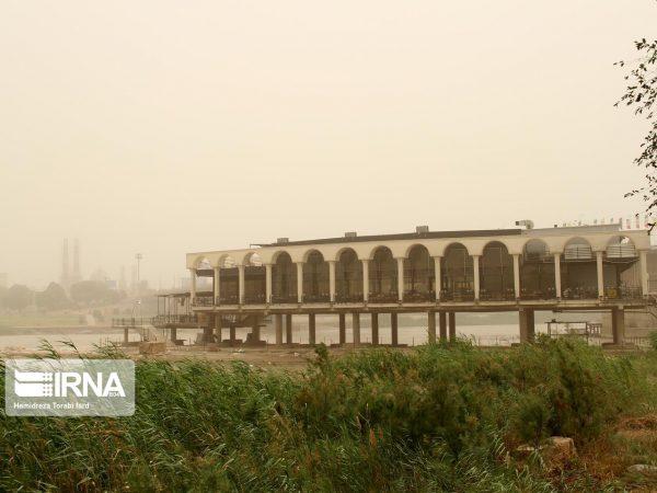 پیشبینی وزش باد و گرد و خاک محلی در خوزستان