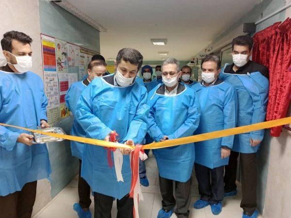 افتتاح بزرگترین بخش جراحی مغز و اعصاب جنوب غرب کشور در اهواز