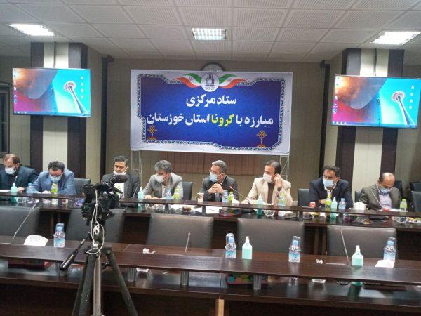 معاون درمان وزارت بهداشت: تجهیزات درمانی خوزستان را تامین میکنیم