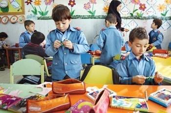 کاهش چشمگیر نامنویسی نوآموزان خوزستانی در دوره پیش دبستانی