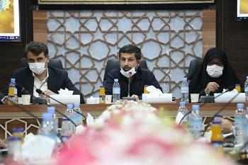 تاکید استاندار خوزستان بر برخورد جدی با اخلالگران مسیر صادرات