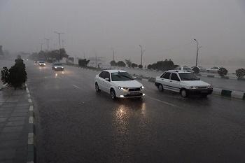 هشدار هواشناسی خوزستان نسبت به وقوع رگبار پراکنده و گرد و خاک
