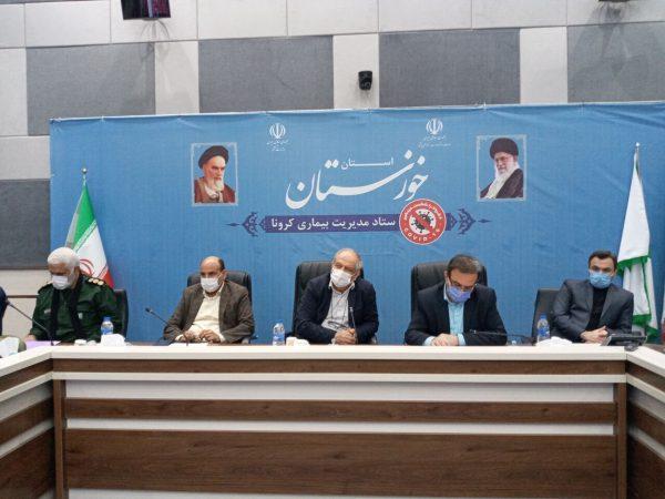 آمار مرگ و میر ناشی از کرونا در خوزستان تک رقمی است