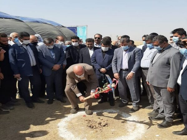 عملیات اجرایی بزرگترین مجتمع فوق متراکم تکثیر پرورش آبزیان کشور در گتوند آغاز شد