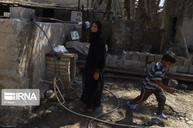 تنش آبی در ۷۰۰ روستای خوزستان نگران کنندهاست