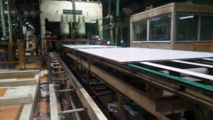چرخه تولید تخته صنعتی ام. دی .اف در خوزستان کامل شد
