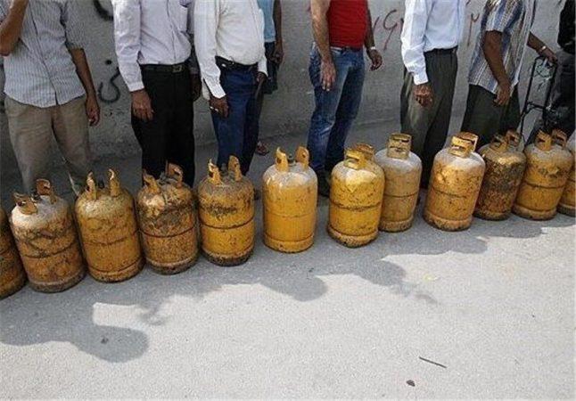 بیش از۴۰هزار سیلندر گاز مایع ناایمن در خوزستان ازگردش کار خارج شد