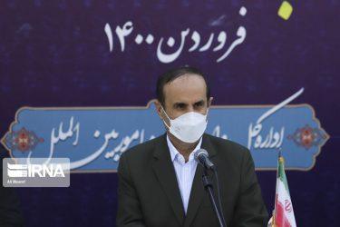 وزیر کشور از استاندار خوزستان برای حسن مدیریت کرونا تقدیر کرد