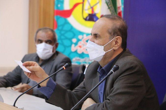 استاندار: کرونا همچنان چالش جدی خوزستان است