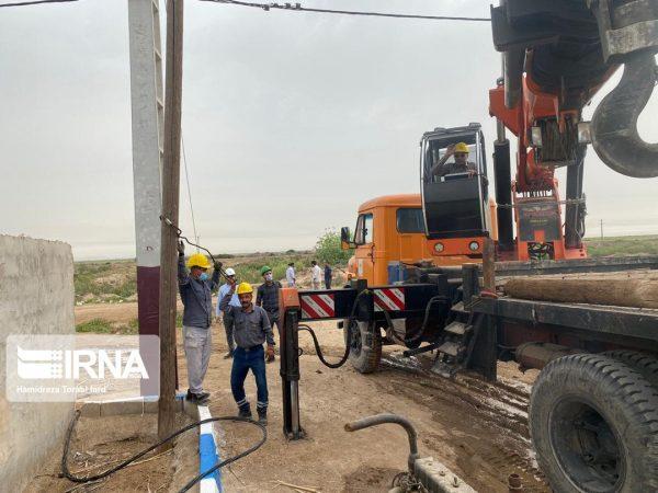 ۱۹ طرح برق رسانی در خوزستان به بهرهبرداری رسید