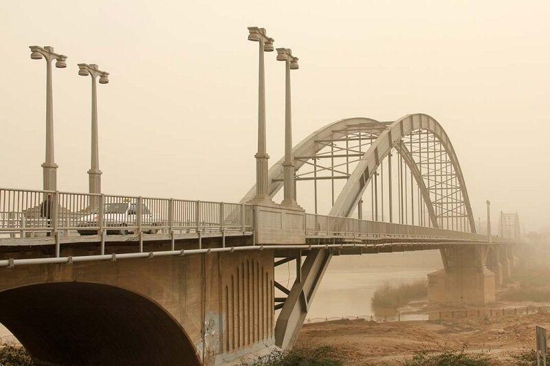 افزایش رطوبت و غبار صبحگاهی در جنوب شرقی و مرکزی خوزستان